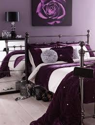 purple and black room bed purple black and white bedroom purple black and white damask