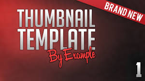 template youtube photoshop cc youtube thumbnail template cyberuse