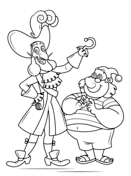 jake neverland pirates coloring pages free coloring pages