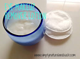 eye makeup remover lotion simply natural u0026 such
