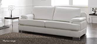 Marino Modern Leather Sofa  Seater SofaSofa SofaSofa - 4 seat leather sofa