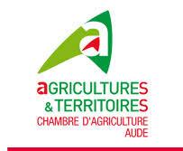 élection des membres de la chambre d agriculture de l aude aude