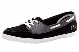 lacoste womens boots sale lacoste s ziane deck 116 1 slip on boat shoes ebay