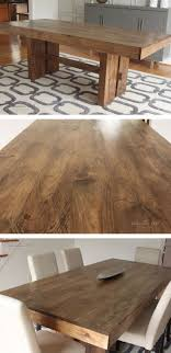 Best  Solid Wood Dining Table Ideas On Pinterest Dining Table - Best wooden dining table designs