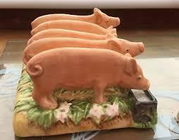 james herriot u0027s country kitchen pig toast rack 12 02 picclick uk