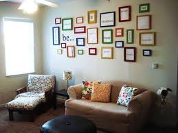 ideas for hanging pictures on wall without frames u2014 home design