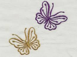 machine embroidery designs fluttery butterflies 2 set