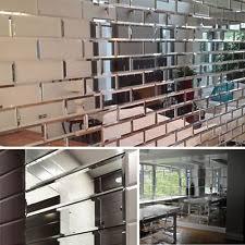 Mirrored Bathroom Wall Tiles - mirror tiles ebay