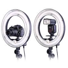 ring light for video camera neewer video studio ring light and stand lighting kit 14 inches