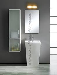 Designer Sinks Bathroom by Contemporary Pedestal Sinks Modern Pedestal Sinks The Mine Half