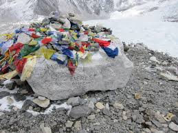 Mt Everest Map A View From The Trail The Everest Base Camp Trek Experience The