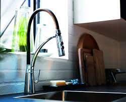 Ikea Kitchen Sinks And Taps by Ikea Faucets Commercial Style Kitchen Design With Ruvati