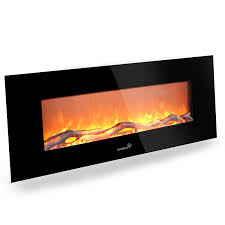 best large electric fireplace reviews freestanding and wall mount