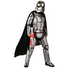 star wars the force awakens captain phasma deluxe costume