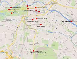 Berlin Map Bittersweet Berlin The Luxury Couple