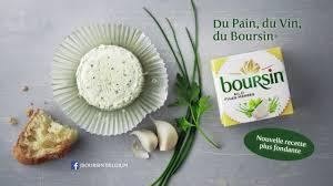 boursin cuisine ail et fines herbes nouvelle recette boursin ail fines herbes 2