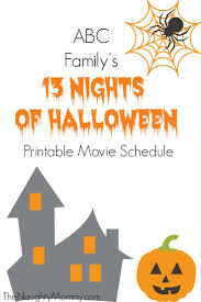 aaa halloween horror nights discount best 25 abc tv schedule ideas on pinterest abc family schedule