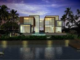modern villa modern high end luxury modern villa that can be decor with warm