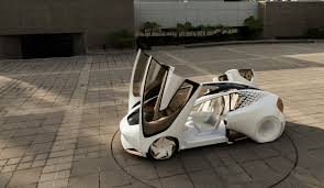 toyota new model car toyota u0027s concept i has built in artificial intelligence named u0027yui