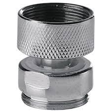 aerateur de cuisine adaptateur métallique pivotant pour la cuisine de l eau du robinet