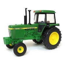 32 john deere 4440 2wd cab tractor