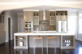 bathroom glamorous white dark grey kitchen design the island