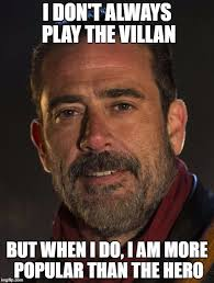 I Dont Always Meme Maker - image tagged in negan imgflip