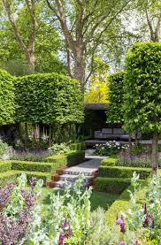 Cottage Garden Design Ideas by Garden Tour A Small Urban Garden Design With A Hidden Seating Area