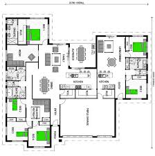 Architectural Design Floor Plans Highgrove 255 With Attached Granny Flat Great Pin For Oahu