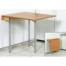 table escamotable cuisine table de cuisine rabattable maison design bahbe com