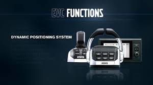 volvo penta electronic vessel control evc at work youtube