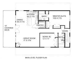 first floor plan of garage plan it souds weird but it looks