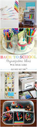 5 smart and beautiful back to organization ideas and a free