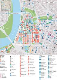 Ulm Germany Map by Large Dusseldorf Maps For Free Download And Print High