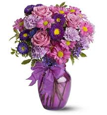 bouquet flowers lavender garden bouquet flower bouquets make someone s