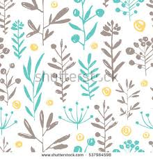 wedding backdrop design vector vector seamless endless pattern branches wedding stock vector