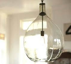 Glass Pendant Lighting Blown Glass Pendant Lights Magnificent Blown Glass Pendant