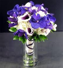 Calla Lily Flower Delivery - purples and white bridal bouquet products local florist in san