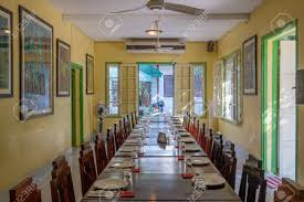 french colonial style vientiane laos february 7 2017 french colonial style interior