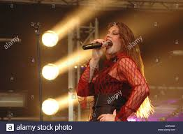 dutch rock band after forever with female vocalist floor jansen on