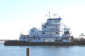 Marshall Barnes Patricia Anne Towboats Pushboats Barges Mississippi Ohio