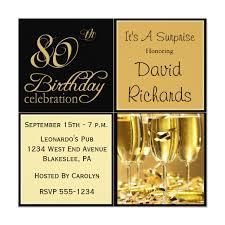 80th birthday invitations 80th birthday ideas