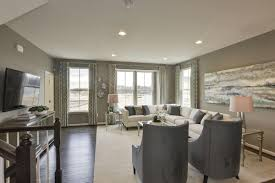 new mcpherson townhome model for sale at ballard green in owings