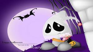 cute spooky background cute halloween wallpapers wallpaper cave