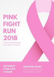 customize 46 breast cancer awareness poster templates canva
