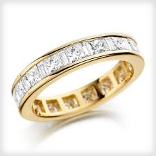 eternity rings gold images 18ct yellow gold set diamond full eternity ring cotton gems jpg