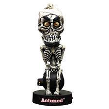 Achmed Halloween Costumes Jeff Dunham Achmed Talking Bobble Head Neca Jeff Dunham