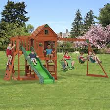backyard discovery patriot ii swing set free delivery toys