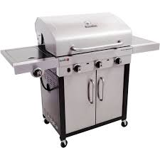 Brinkmann 2 Burner Gas Grill Review by Char Broil Tru Infrared 3 Burner Gas Grill Walmart Com