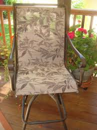 Fabric For Patio Chairs Patio Sling Fabric Replacement Fl 020 Tea Leaf Leisuretex Pvc
